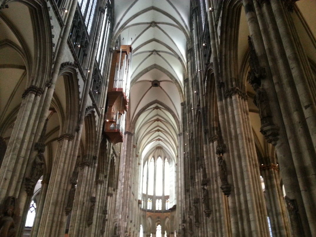 Dom Cathedral (interior) - Köln (Cologne)