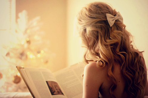 girl reading _ coco j ginger _ courting madness